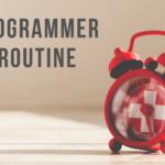 deprogrammer la routine