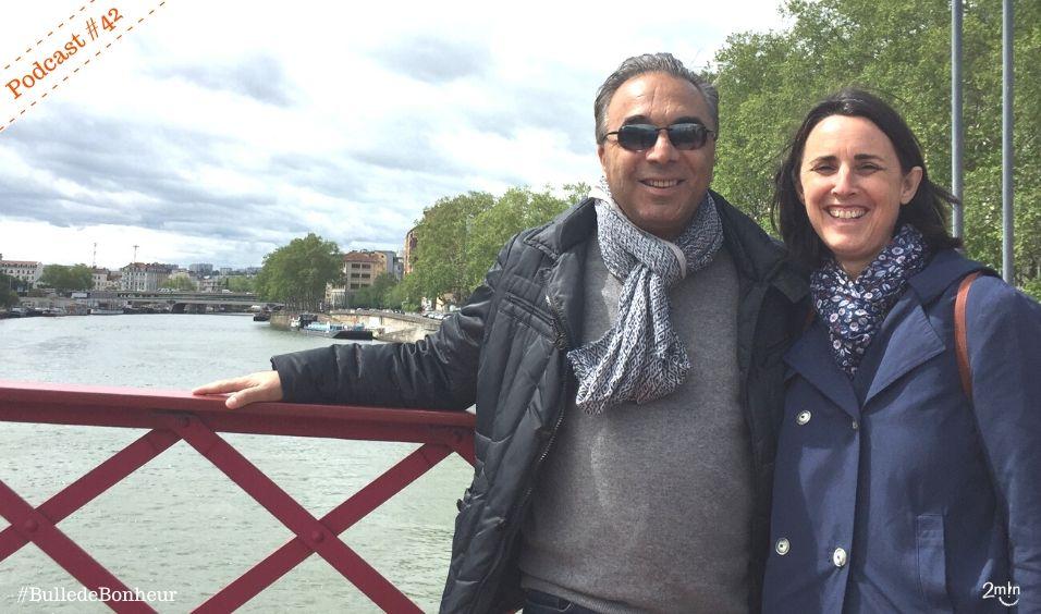 Je prends le temps d'être heureux avec Fouad et Laetitia Hassoun