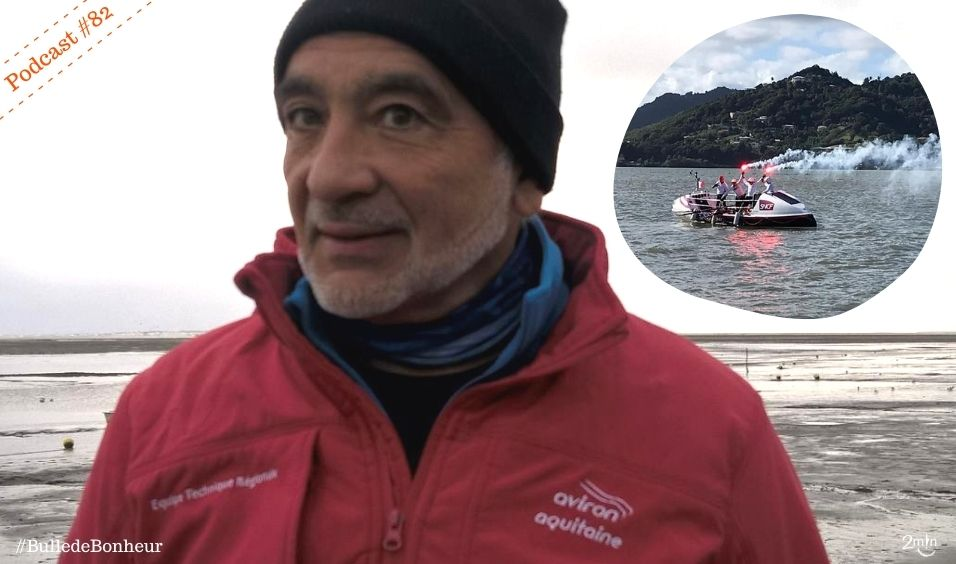 Interview avec Bernard Gerbeau