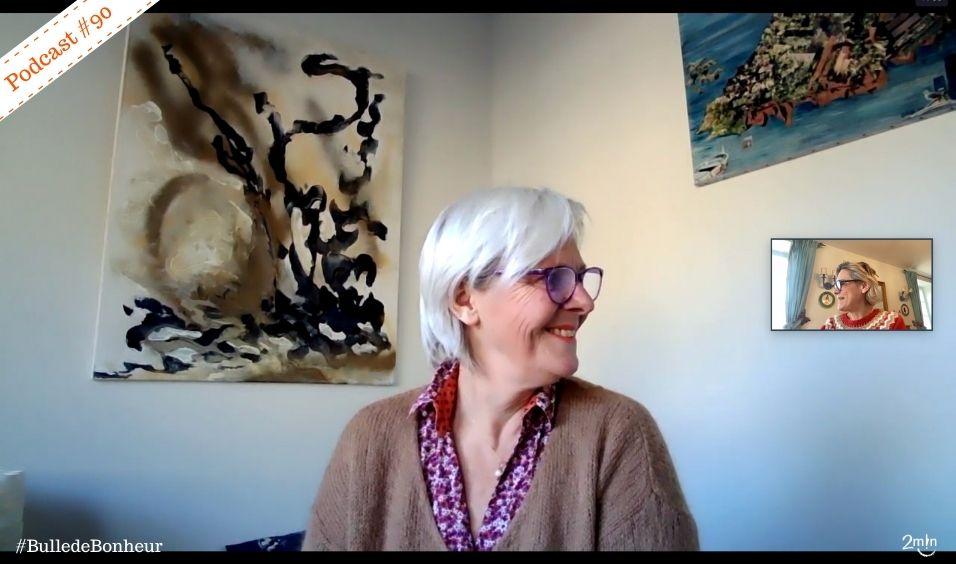 Interview avec Anne Douchet Morin.